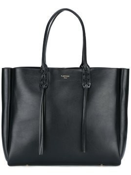 Lanvin fringed shopper tote - Blue
