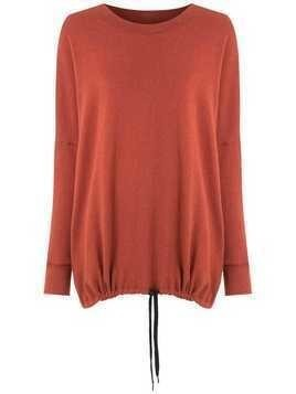 Uma Raquel Davidowicz Chantal knit jumper - Red