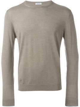 Fashion Clinic Timeless crew neck jumper - Neutrals