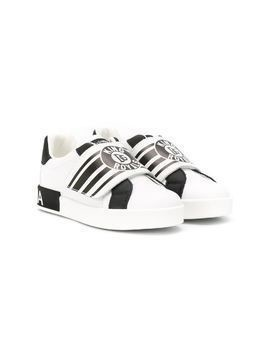 Dolce & Gabbana Kids Royals sneakers - White