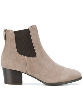Hogan Chelsea ankle boots - Brown