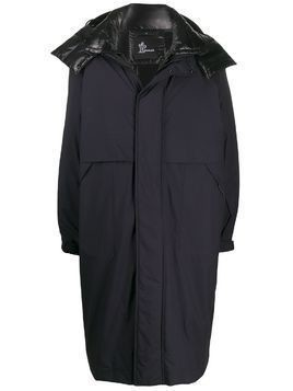 Moncler Grenoble padded coat - Blue
