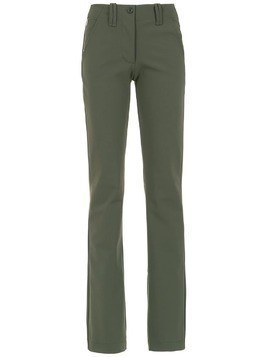 Gloria Coelho straight pants - Green