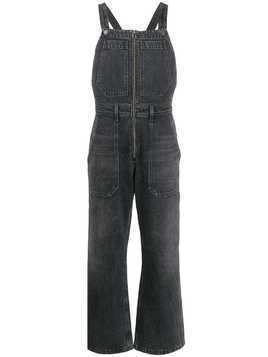 Citizens Of Humanity Cher zip-front overalls - Black