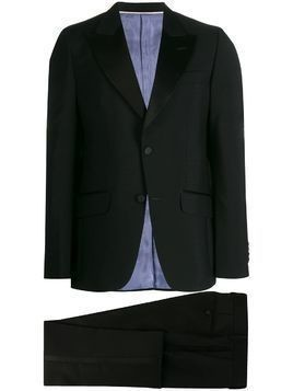 Gucci classic two-piece suit - Black