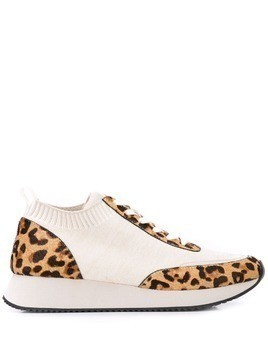 Loeffler Randall low-top sneakers - Neutrals