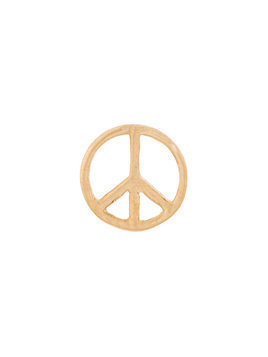 Loquet 14kt yellow gold Serenity Peace charm