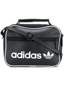 Adidas small logo shoulder bag - Black