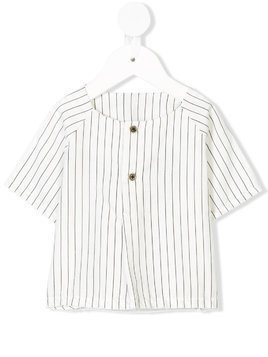 Little Creative Factory Kids striped shirt - White