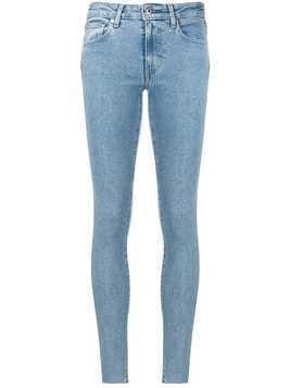 Levi's: Made & Crafted 711 Skinny jeans - Blue