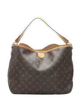 Louis Vuitton 2011 pre-owned monogram Delightful PM tote bag - Brown