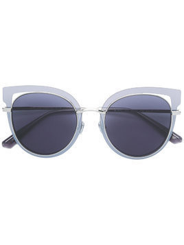 Bolon Bella cat eye sunglasses - Metallic