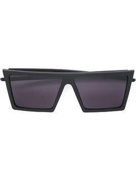 Retrosuperfuture 'W' matte sunglasses - Black