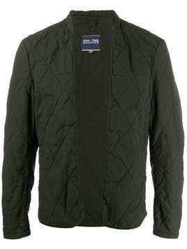 Jean Paul Gaultier Pre-Owned 1990's quilted jacket - Green