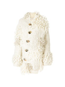 Pringle Of Scotland hand-knitted oversized cardigan - Unavailable
