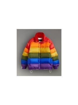 Burberry Rainbow Down-filled Puffer Jacket 18800 - Unavailable