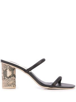 Dolce Vita Noles slip-on sandals - Black