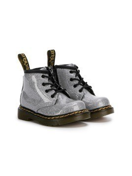 Dr. Martens Kids 1460 ankle boots - SILVER