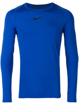 Nike Pro compression top - Blue