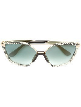 Jimmy Choo Leon sunglasses - Brown