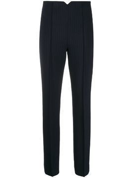 Dorothee Schumacher slim-fit trousers - Blue