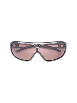 Jean Paul Gaultier Vintage cut-out detail sunglasses - Green