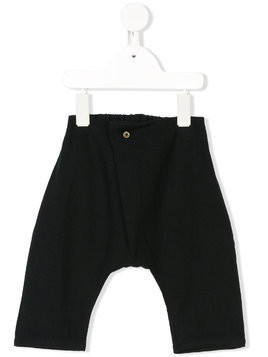 Little Creative Factory Kids drop crotch shorts - Black