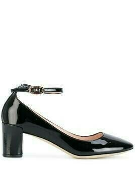 REPETTO ankle strap pumps - Black