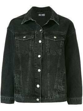 Dalood classic denim jacket - Black