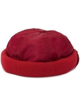 BETON CIRE Miki Bomber Air Force cap - Red