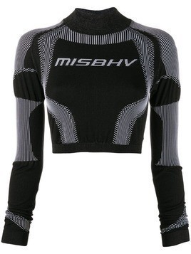Misbhv Active Future top - Black