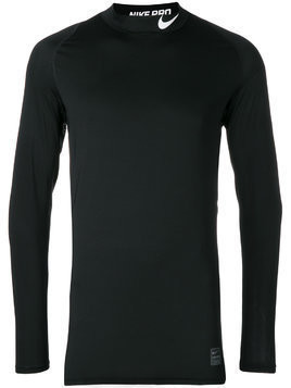 Nike Pro compression top - Black