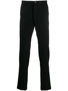 Christian Pellizzari tapered tailored trousers - Black