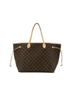 Louis Vuitton Vintage Neverfull GM tote - Brown