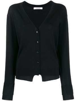 Dorothee Schumacher button-down long-sleeve cardigan - Black
