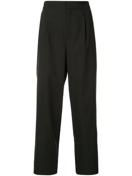 Ballsey cropped trousers - Black