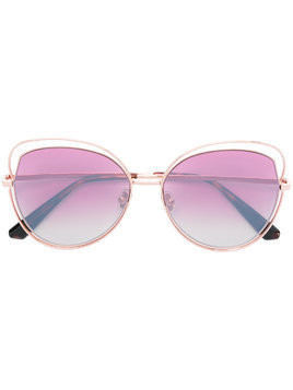Bolon Butterfly gradient sunglasses - Pink