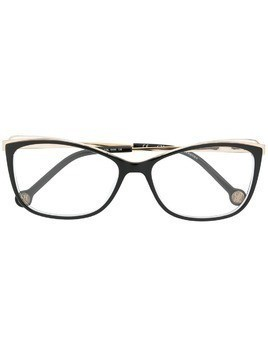 Ch Carolina Herrera square frame glasses - Black