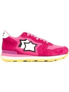 Atlantic Stars 'Vega' sneakers - Pink & Purple