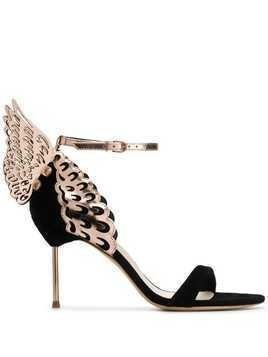 Sophia Webster Evangeline sandals - Black