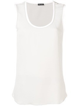 Iris Von Arnim jersey tank top - Grey