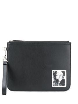 Karl Lagerfeld Karl Legend luxury clutch bagtop - 999