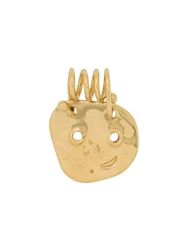 Maria Black Happy Happy charm - Gold