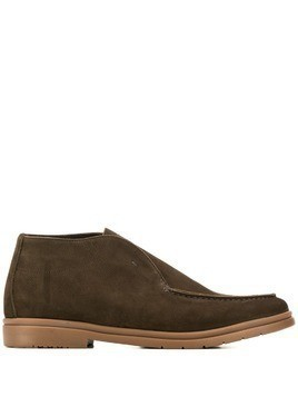Andrea Ventura slip-on loafers - Brown