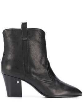 Laurence Dacade cowboy style ankle boots - Black