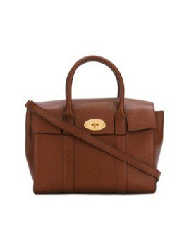 Mulberry small 'Bayswater' tote - Brown
