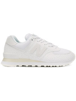 New Balance low top 574 sneakers - White