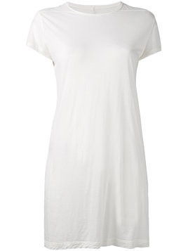 Rick Owens DRKSHDW T-shirt dress - White