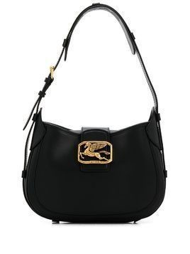 Etro Pegaso leather tote - Black