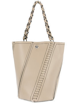 Proenza Schouler Medium Hex Bucket Bag - Nude & Neutrals